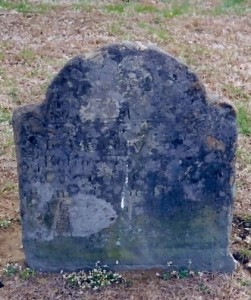 Gravesite of Boston Trowtrow, Old Burying Ground, Norwich