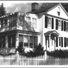 Hanford Davenport house built circa 1820, New Canaan