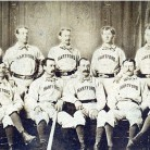 Photograph of the Hartford Dark Blues
