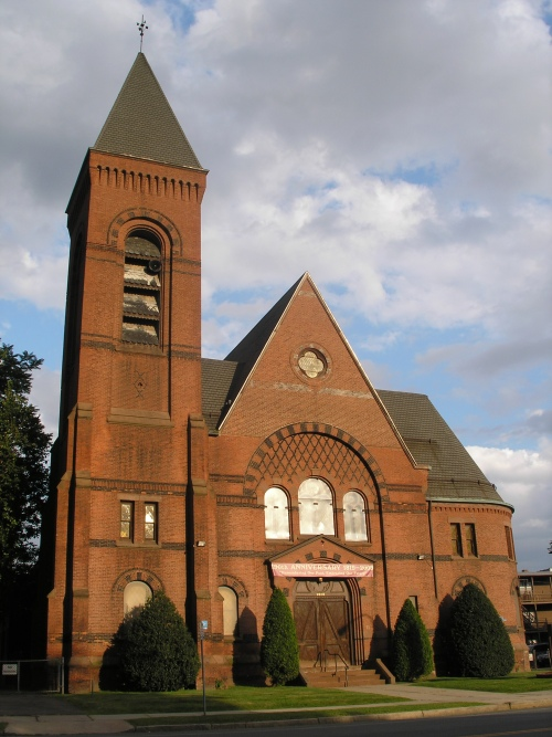 Faith Congregational Church, Hartford