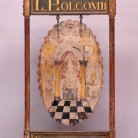 Sign for Holcomb's Inn, 1802