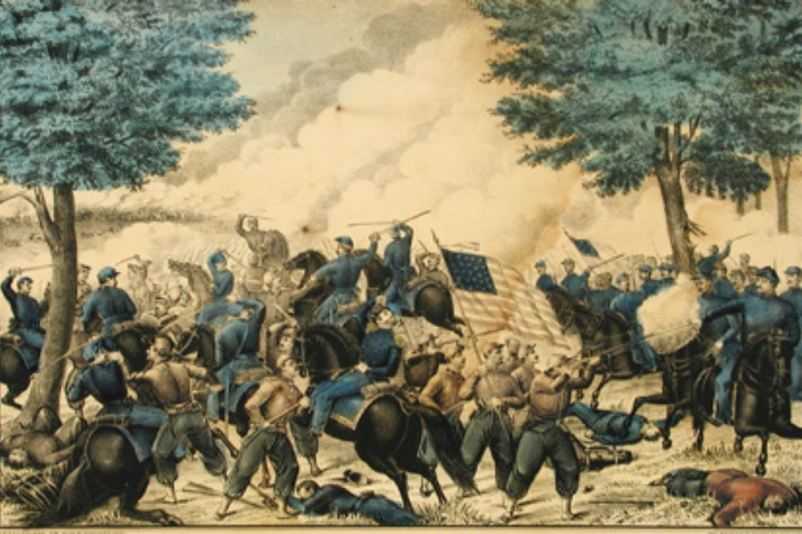 1st and 2nd battle of bull run