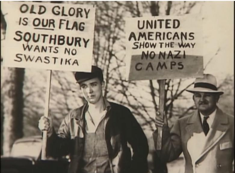 Southbury Takes On the Nazis | ConnecticutHistory.org