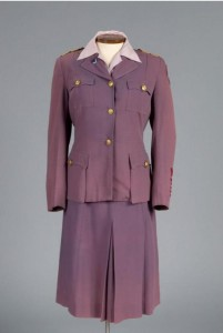 Uniform of Virginia Grover Bulkeley