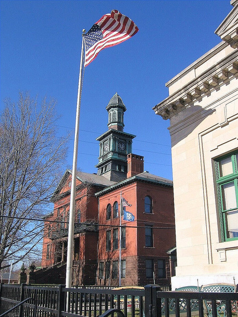 Windham Courthouse and Town Hall, Windham