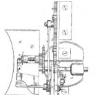Emma J. Swartout, Machine for Sewing Hat Tips, Patent Number - April 21, 1885, Danbury