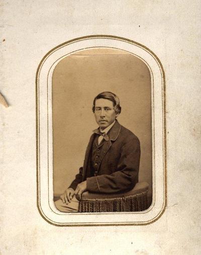 Jacob H. Fowler - The Fowler Family