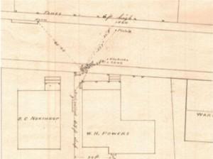 Site of the Murder of George M. Colvocoresses, Bridgeport