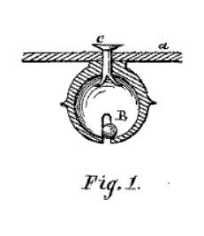 Ann Harrison, Improvement in Sleigh Bells Patent Number 147,259 - February 10, 1874, East Hampton