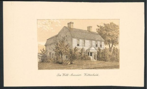 The Webb Mansion, Wethersfield