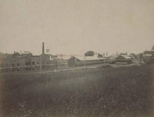 Seymour Paper Company, Windsor Locks, ca. 1880s