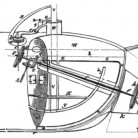 Sketch of Machinery for B.D. Beecher's propeller