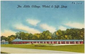 The Little Village Motel & Gift Shop, ca. 1930-45