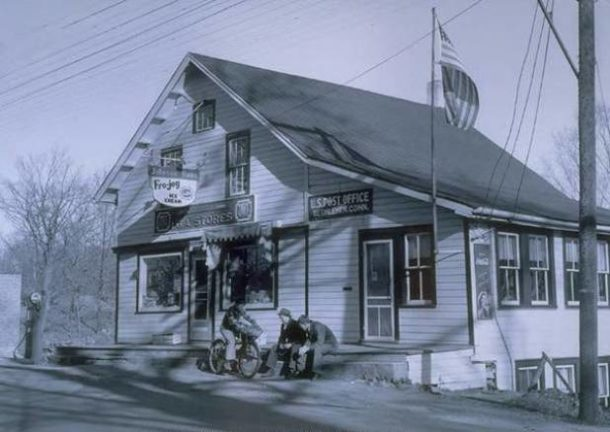 US Post Office, 1946, Bethlehem