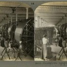 Reeling Warp, Silk Industry, South Manchester