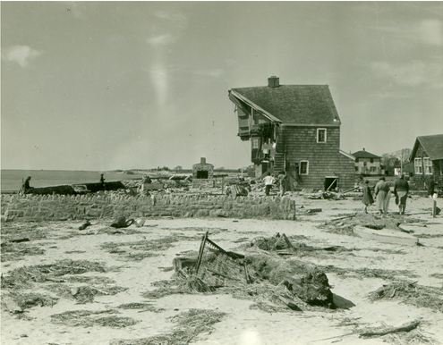 Hurricane Of 1938 Connecticuts Worst Disaster