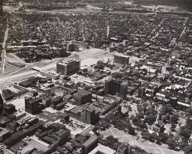 urban regeneration essay