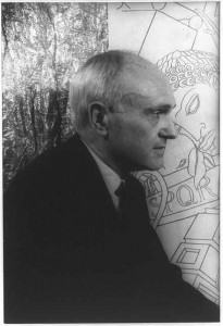 Philip Johnson by Carl Van Vechten, 1963