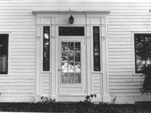 David Hotchkiss House, ca. 1980