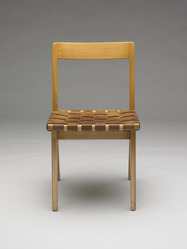 "Side chair, ""650 Line"" designed by Jens Risom"
