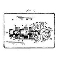 Edwin C. Henn, Blank-Slotting Machine