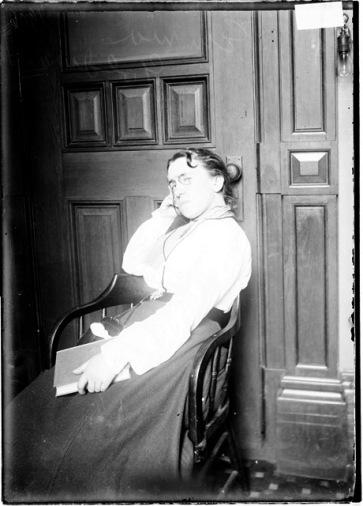 Emma Goldman, 1906