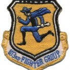 Flying Yankees, 103rd Fighter Group