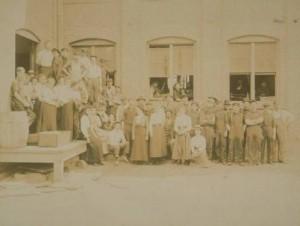 Bevin Brothers, East Hampton, ca. 1900