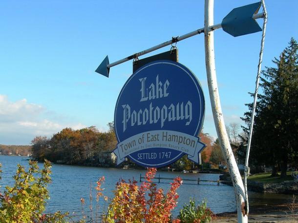 Lake Pocotopaug, East Hampton