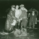 Rescue Scene, Hurricane, September 1938