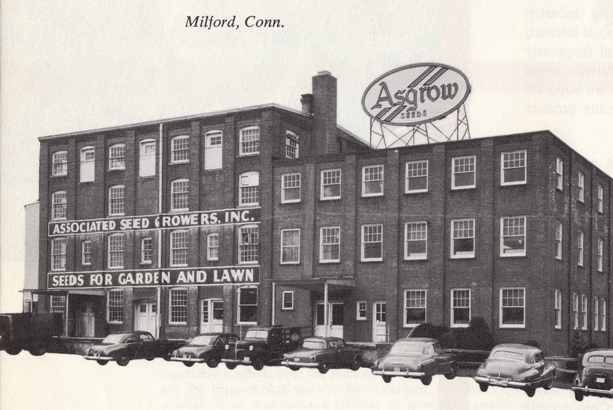 Asgrow Commercial Grower Division in 1956, Milford