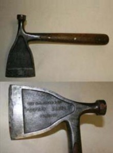 Perfect Handle hatchet, ca.1910