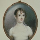 Elizabeth Canfield Tallmadge, painted by Anson Dickinson