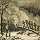 Attack on the Narragansett fort