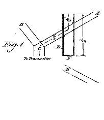 G.W. Gilman, Selective Antenna Circuits Patent Number 1,933,669 November 7, 1933