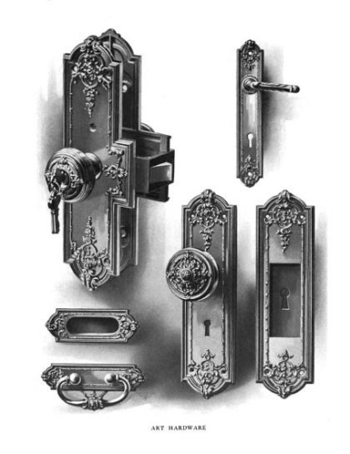 P&F Corbin Company, decorative hardware