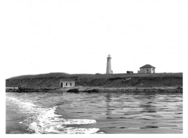 Faulkner's Island