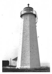 Faulkner's Island Lighthouse
