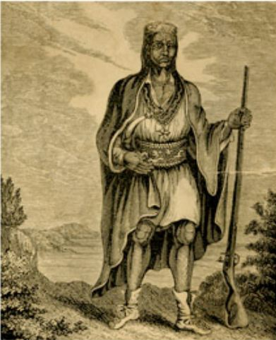 King Philip of Pokonoket