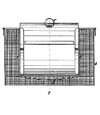 Charles W. Powell Wash BoilerPatent Number 112,627March 14, 1871