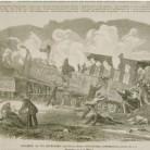 Collision on the Housatonic Railroad near Bridgeport