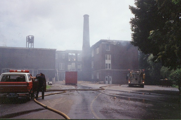 Fire Ravages Cos Cob School Today In History July 29