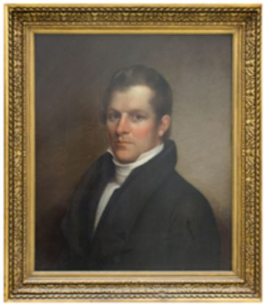 Portrait of Gideon Tomlinson