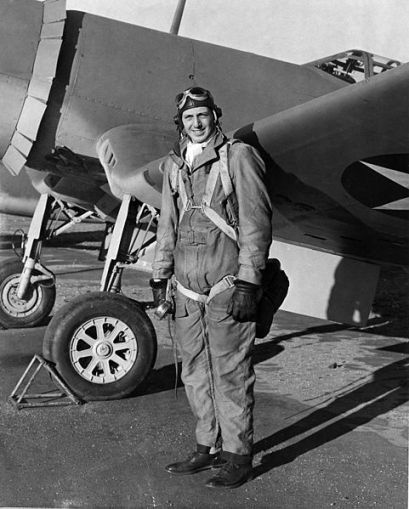 Boone T. Guyton, Chief Experimental Test pilot