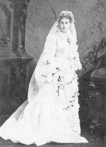 Yung Wing's wife, Mary Kellogg