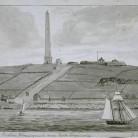 John Warner Barber, Groton Monument and Fort Griswold