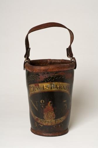Fire Bucket, 1780