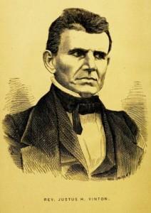 Reverend Justus H. Vinton
