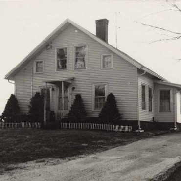 Birthplace of Seth Thomas