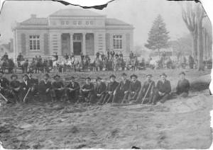 Hall Memorial Library, Ellington, 1903